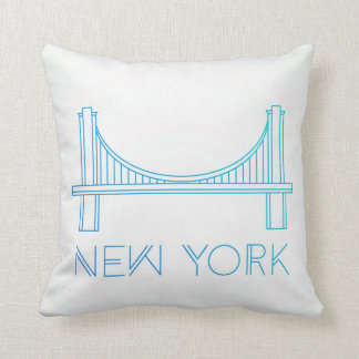 Brooklyn Bridge | New York City Cushion