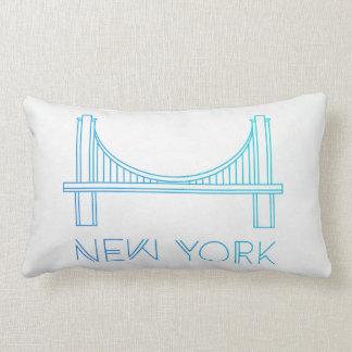 Brooklyn Bridge | New York City Lumbar Cushion
