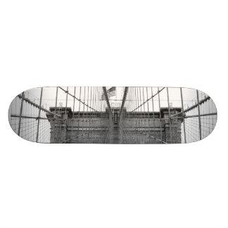 Brooklyn Bridge, New York City Skateboard Decks