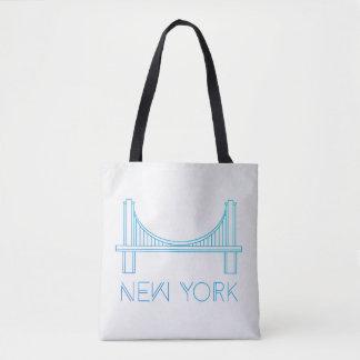 Brooklyn Bridge | New York City Tote Bag