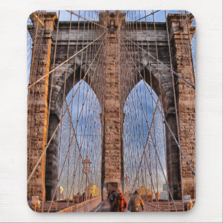 Brooklyn Bridge, New York Mouse Pad