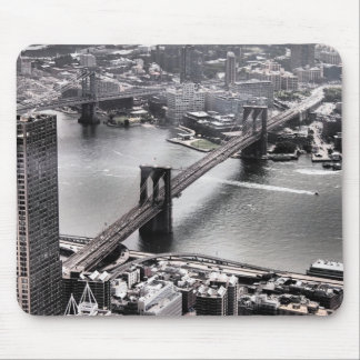 Brooklyn Bridge, New York Mouse Pad