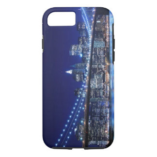 Brooklyn Bridge @ Night iPhone 7 Case