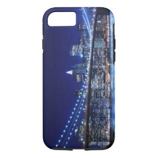 Brooklyn Bridge @ Night iPhone 8/7 Case