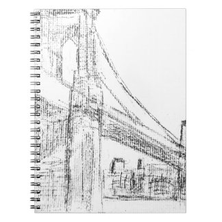 Brooklyn Bridge Note Books
