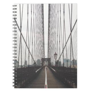 brooklyn bridge notebooks