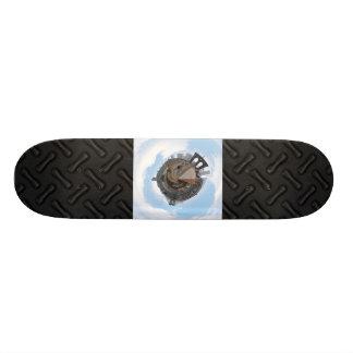 Brooklyn Bridge NYC 360 Degree Panorama Skate Board Decks