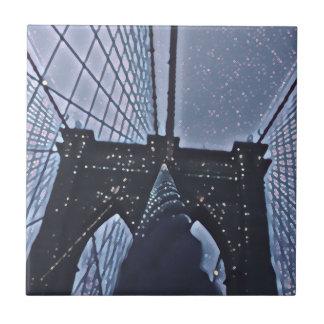 Brooklyn Bridge - NYC Ceramic Tile