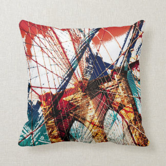 Brooklyn Bridge - NYC Cushion