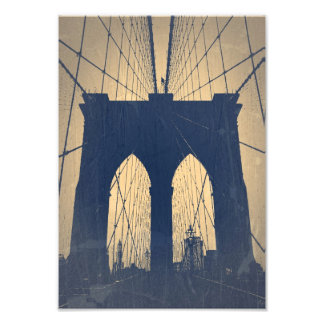 Brooklyn Bridge Photo Art