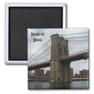 Brooklyn Bridge Photo Magnet New York