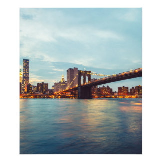 Brooklyn Bridge Photo Print