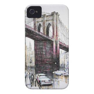 Brooklyn Bridge, USA iPhone 4/4S Case-Mate iPhone 4 Covers