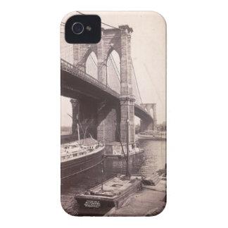 Brooklyn Bridge Vintage Photograph for IPhone 4 iPhone 4 Case