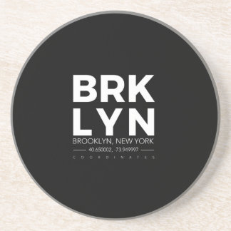brooklyn coaster
