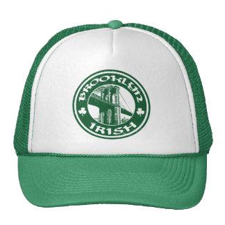 Brooklyn Irish Trucker Hats