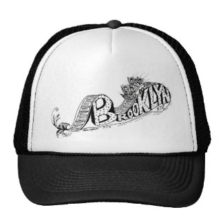 Brooklyn is for thrills! hat