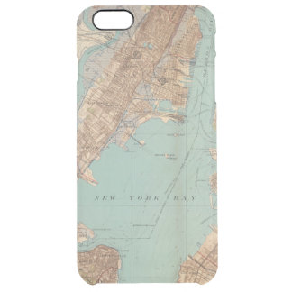 Brooklyn, Jersey City, and Hoboken Clear iPhone 6 Plus Case