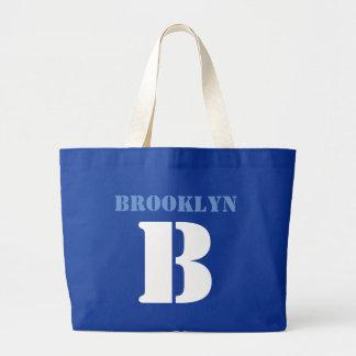 Brooklyn Jumbo Tote Jumbo Tote Bag