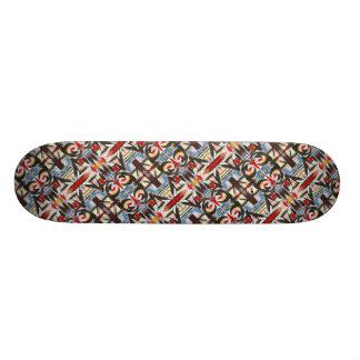 Brooklyn-Modern Brushstrokes Pattern Skateboard Decks