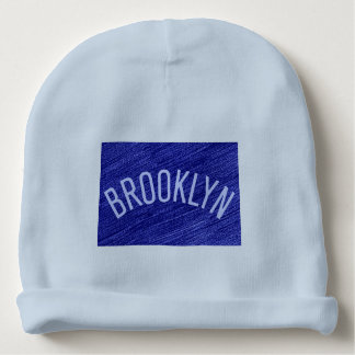Brooklyn New York Baby Beanie