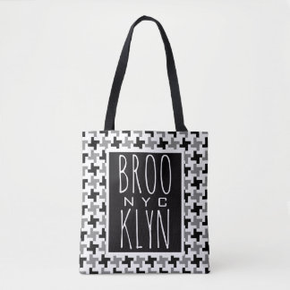 Brooklyn New York City HTF Tote Bag