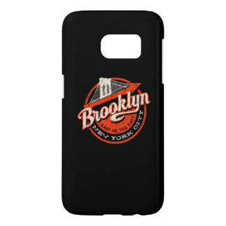 Brooklyn New York City | Retro Typography