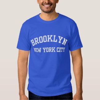 Brooklyn New York City T Shirts