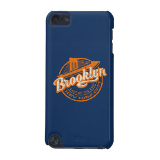 Brooklyn, New York   Retro Vintage Typography iPod Touch 5G Cover