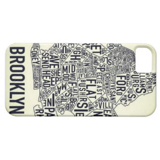 Brooklyn NY Barely There iPhone 5 Case