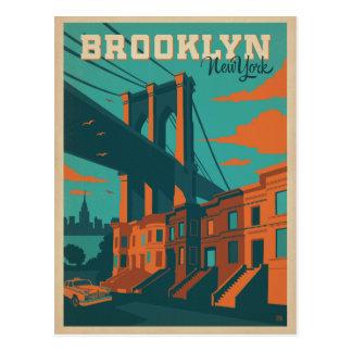 Brooklyn, NY Postcard