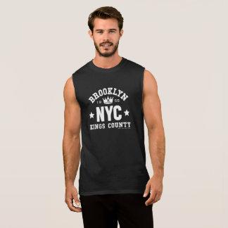 BROOKLYN NYC SLEEVELESS SHIRT