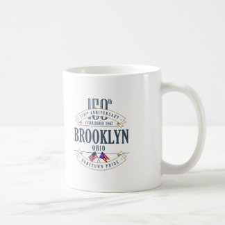 Brooklyn, Ohio 150th Anniversary Mug