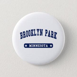 Brooklyn Park Minnesota College Style t shirts 6 Cm Round Badge
