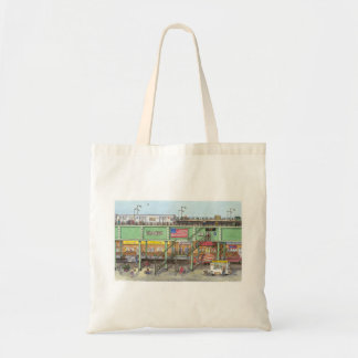 Brooklyn Subway Tote Bag