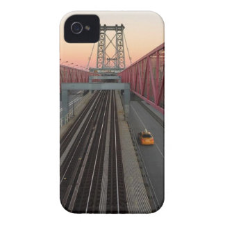 Brooklyn Taxi iPhone 4 Cover
