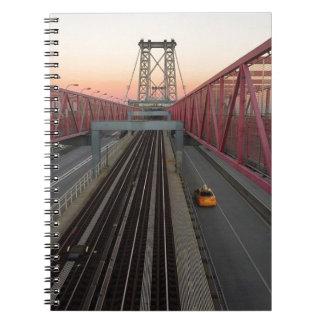Brooklyn Taxi Notebooks