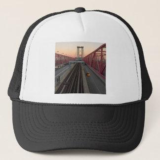 Brooklyn Taxi Trucker Hat