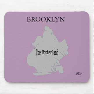 Brooklyn The Motherland Mouse Pad