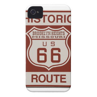 BROOKLYNHEIGHTS66 iPhone 4 Case-Mate CASE