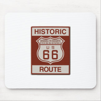 BROOKLYNHEIGHTS66 MOUSE PAD