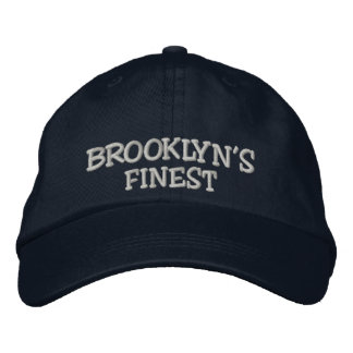 BROOKLYN'S FINEST Hat Embroidered Hats