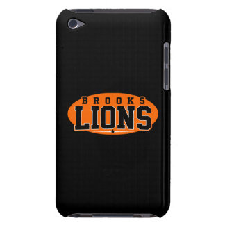Brooks High School; Lions Case-Mate iPod Touch Case