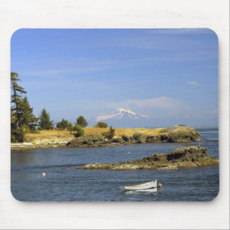 Brooks Point & Mt. Baker - Mousepad