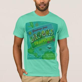 Brooks Tropicals T-shirt