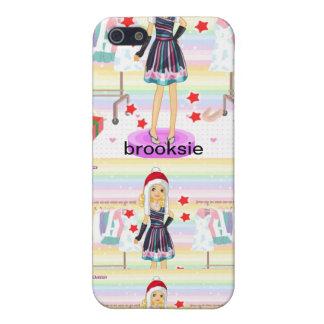 brooksie phone iPhone 5 covers