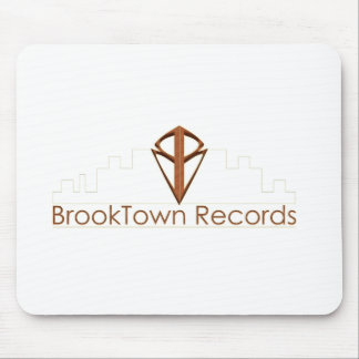 BrookTown Records MousePad