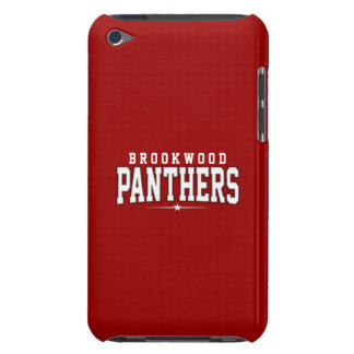 Brookwood High School Panthers iPod Touch Covers