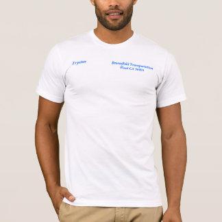 Broomfield Transportation         Weed CA 96094... T-Shirt
