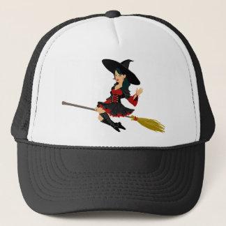 Broomstick Trucker Hat